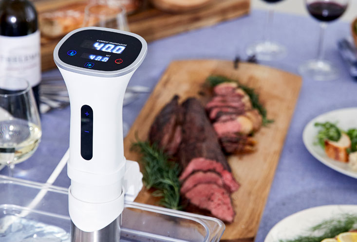 Sous vide cooking in South Africa