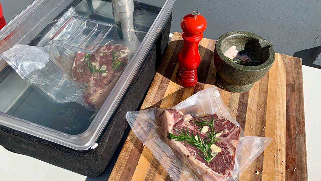 Reasons to cook sous vide
